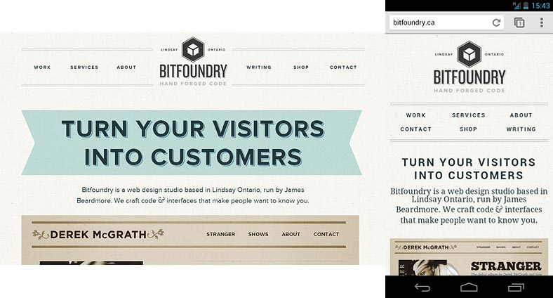 Bitfoundry screenshot